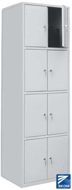 Шкафы одёжные ШО-8 (локер)